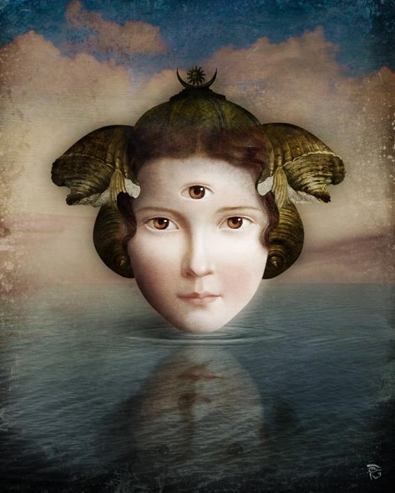 Christian Schloe-The Mirror