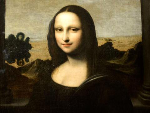 la prima Lisa