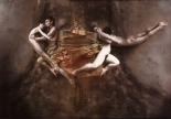 Jan Saudek- dancers-in-paradise