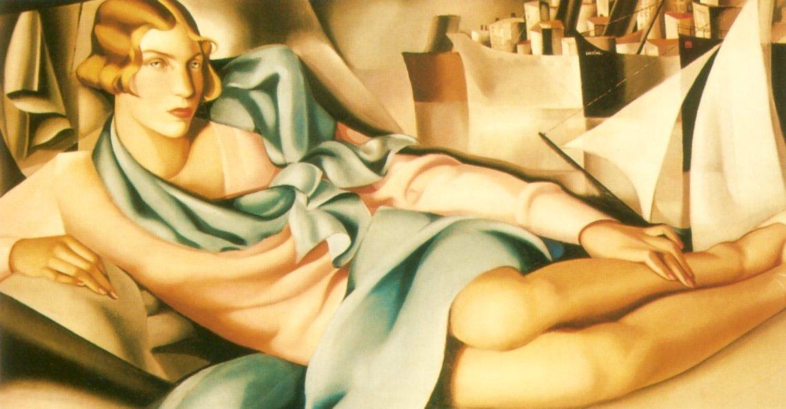 de Lempicka, Tamara - potrait-of-arlette-boucard-1928