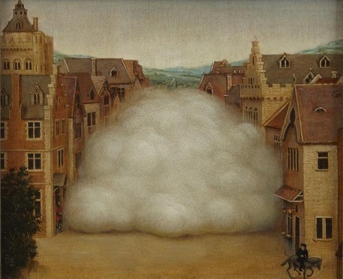 Laurent Grasso, Studies into the Past
