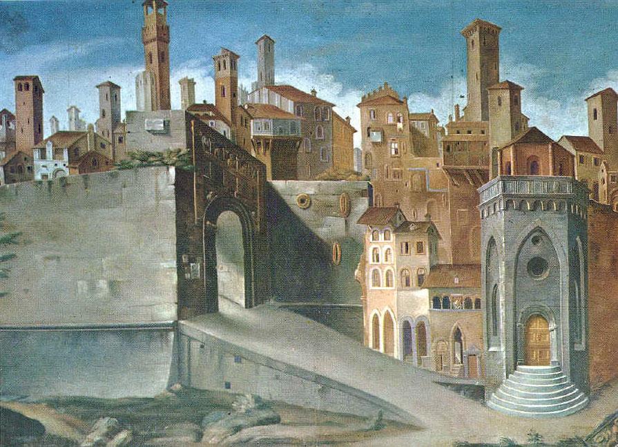Perugia-Towers_Benedetto-Bonfigli