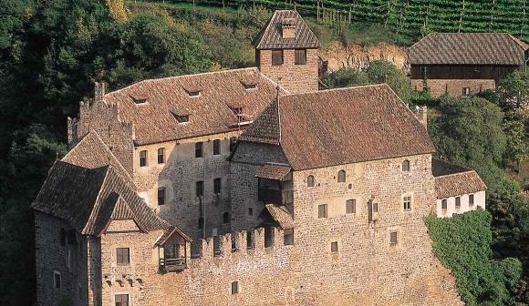 castel roncolo-bolzano