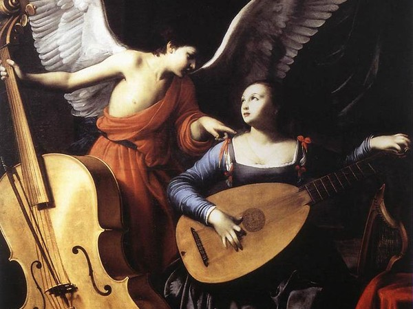 carlo_saraceni- santa_cecilia_angelo