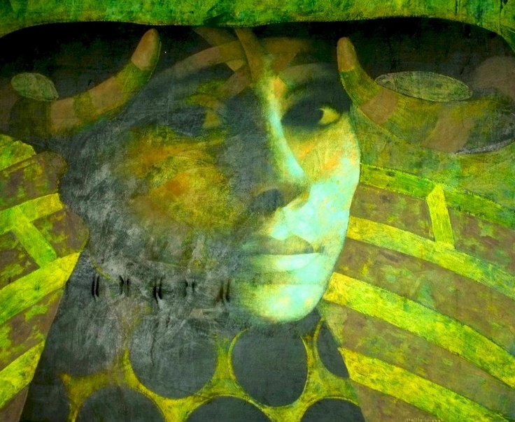 joselito sabogal- El Minotauro mira y ve