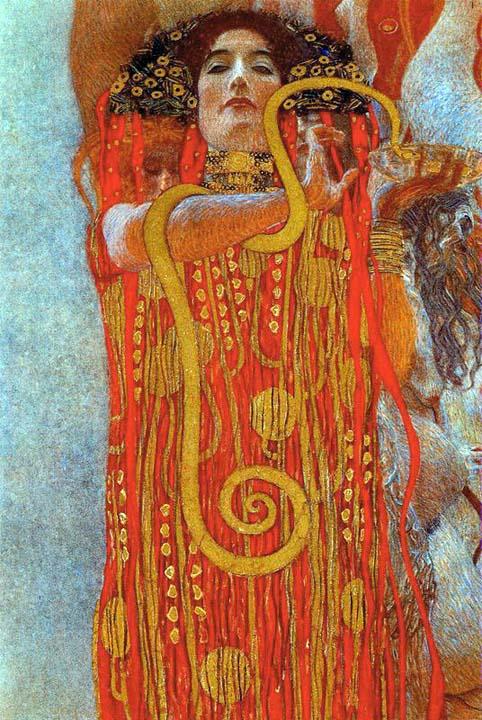 Klimt-Hygeia