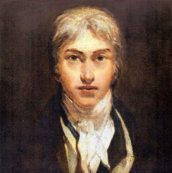 William Turner- autoritratto ,1798