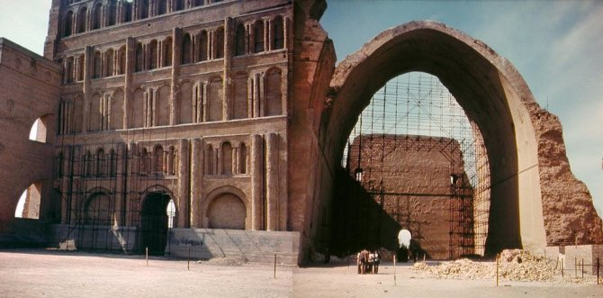 Ctesiphon - Taq-Kisra