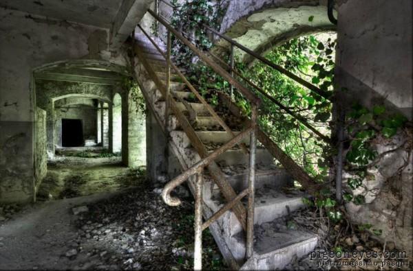 pietro massimo pasqui-fabbriche abbandonate
