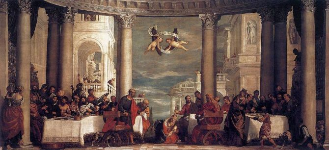 800px-Veronese,_Paolo_-_Feast_at_the_House_of_Simon_-_1567-1570-a