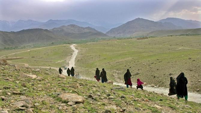Acin, Nangrahar Province, Afghanistan