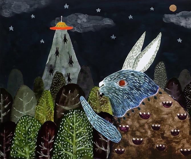 tesuhiro wakabayashi -the friend from the moon