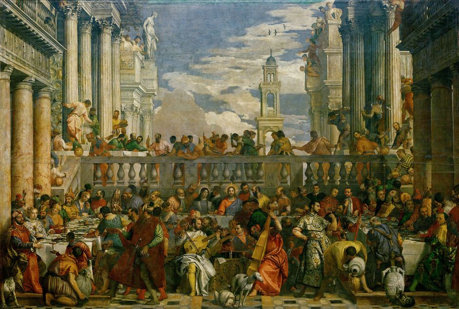 Veronese,_The_Marriage_at_Cana_(1563)