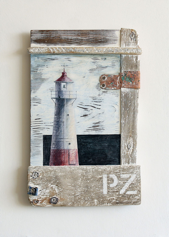 Alex Malcomson, faro Harbour Light