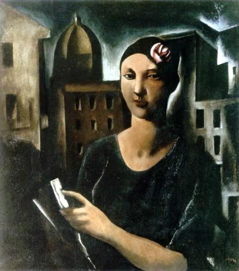 la-bella-del-sestiere-donna-con-fiore-1926