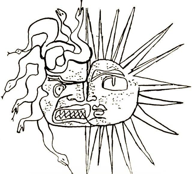 la maison des hommes- Le Corbusier 1942 : Apollo/Medusa