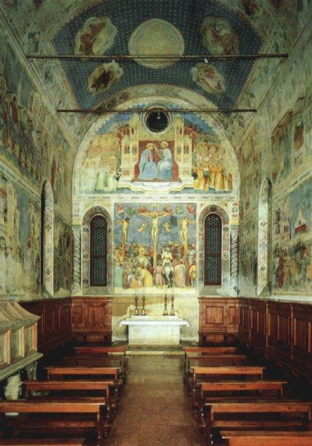 oratorio s.giorgio interno