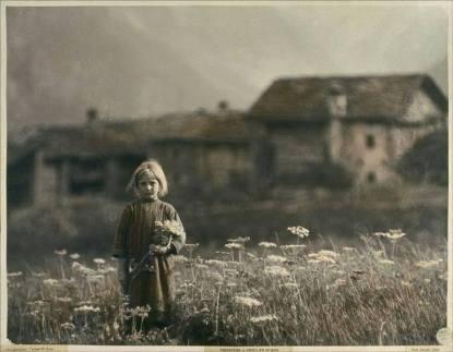 Domenico Riccardo Perelli Griva - Primavera a Gimillian, 1930