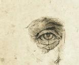 04-Leonardo-Studi-di-proporzione-del-volto-e-dellocchio-con-note-e1378467323436