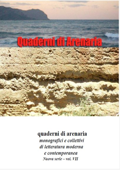 arenaria. quaderno 7
