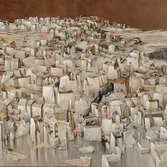 carlo ravaioli-la sesta terra- città dell'anima