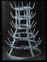 duchamp-bottle rack