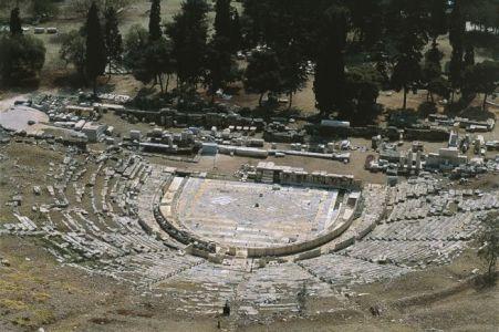 teatro di dioniso-atene