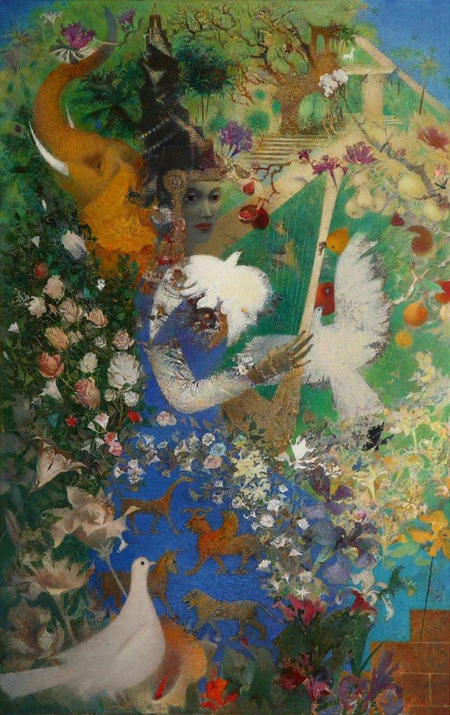 Handing Gardens (2011), Elena Shlegel