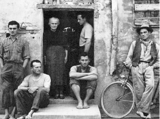 p.strand-1953- famiglia lusetti