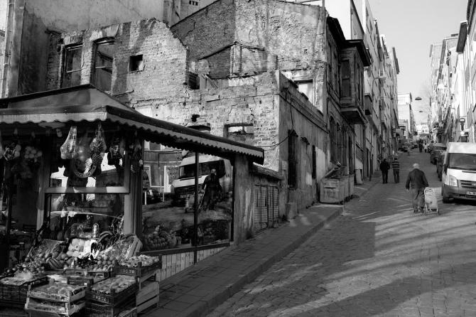 lucamoglia. STRADA, Istanbul, Turchia.
