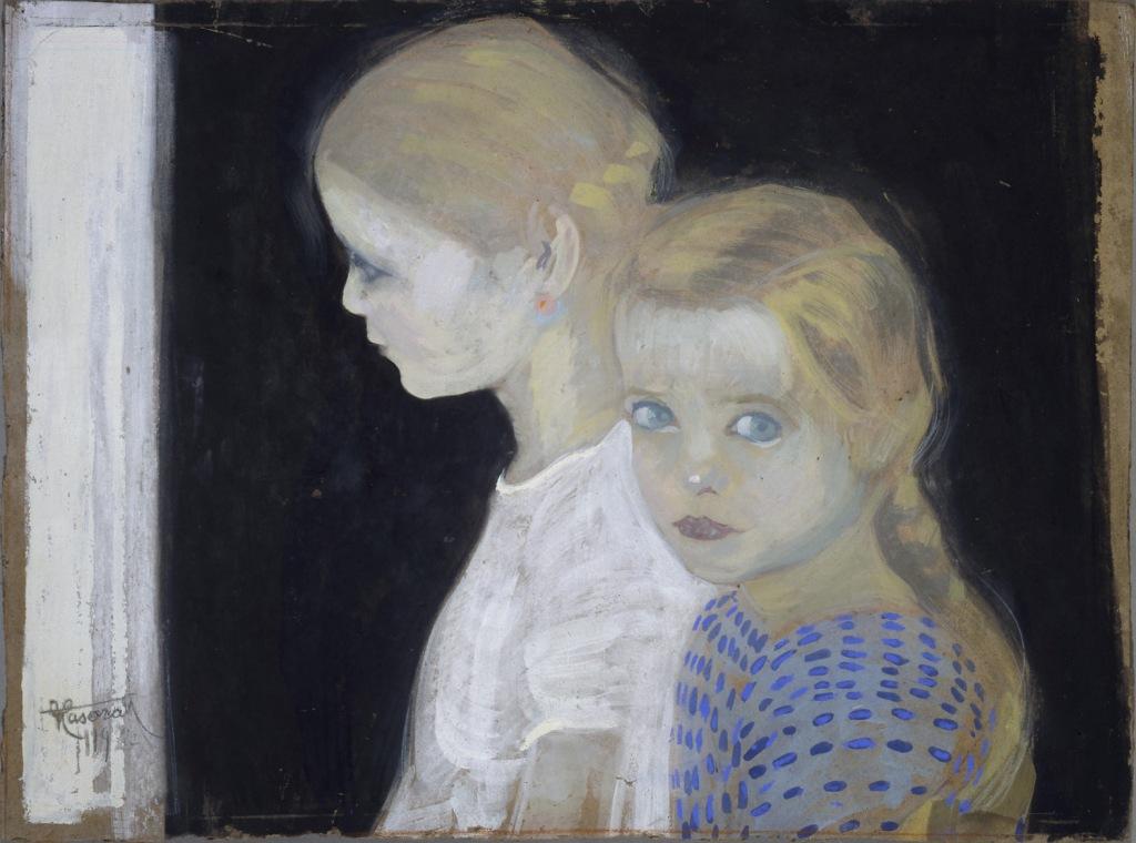 Felice-Casorati-Le-due-bambine (1)