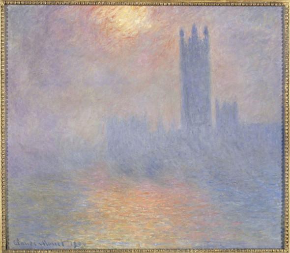 MONET-Londra-il-Parlamento-effetto-di-sole-nella-nebbia-1904-590x515