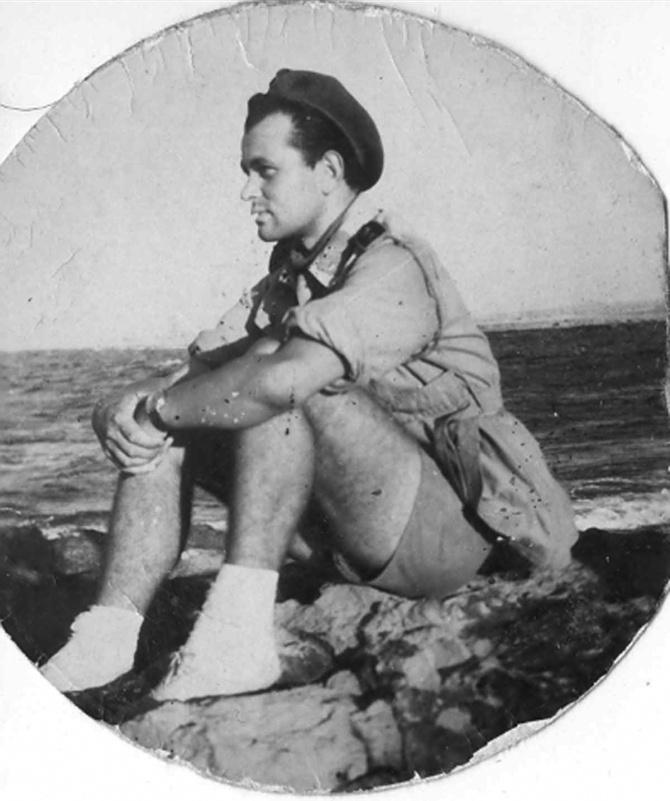 Mario Melani 1942