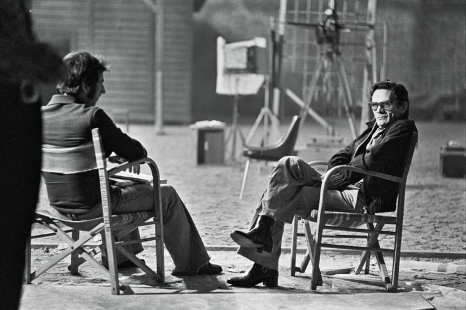 Film Title: Pasolini Prossimo Nostro Bertolucci.