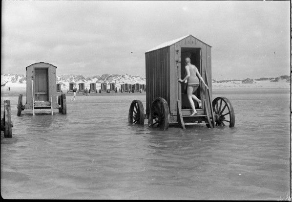 bathing-machines