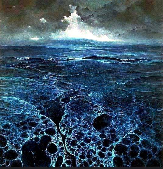 beksinski mare