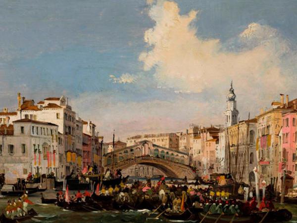 Ippolito-Caffi_Venezia_Regata-in-Canal-Grande