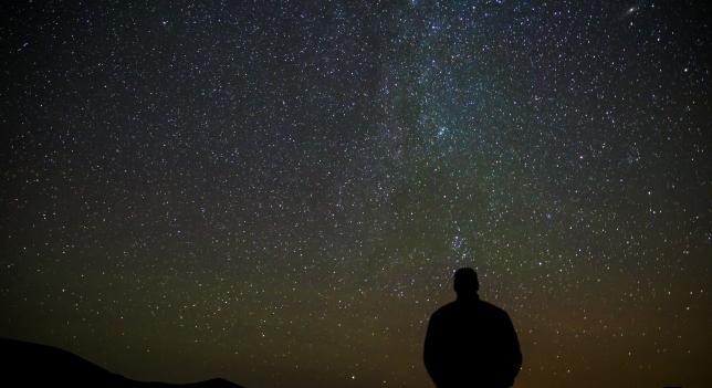 una pioggia di stelle-una luvia de estrellas
