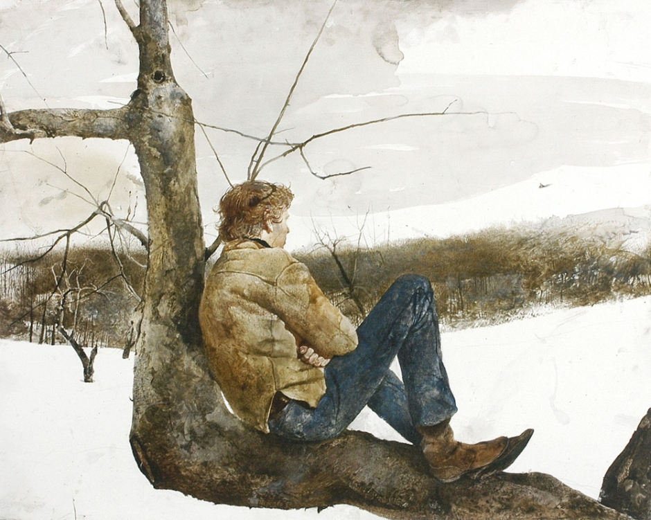 andrew-wyeth-afternoonflight-vi