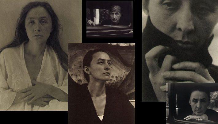 Alfred Stieglitz- portrait georgia-okeeffe-