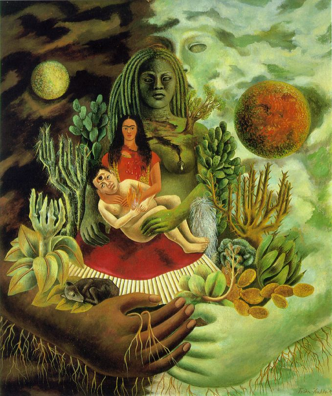 fridakahlo-the-love-embrace-of-the-universe-the-earth-mexico-me-diego-and-mr-xolotl-1949