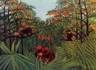 henri-julien-f_lix-rousseau-apes-in-the-orange-grove