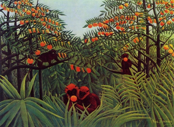 henri-julien-f_lix-rousseau-apes-in-the-orange-grove