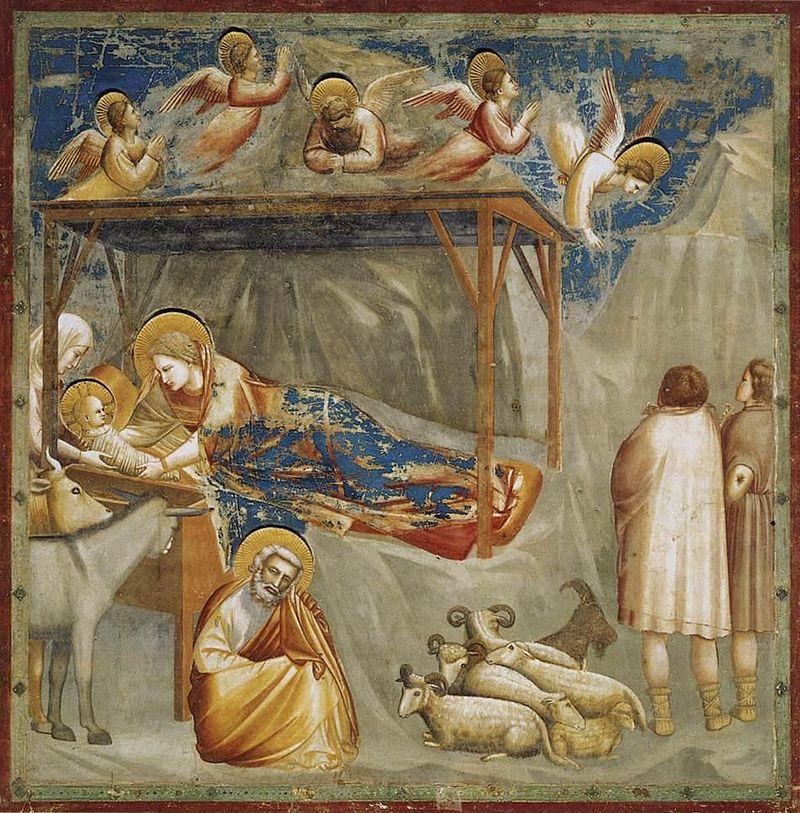 giotto_di_bondone_-_no-_17_scenes_from_the_life_of_christ_-_1-_nativity_-_birth_of_jesus_-_wga09193