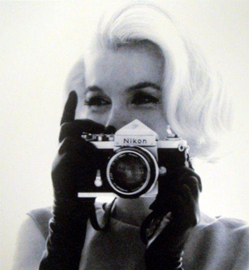 marilyn-monroe-selfie
